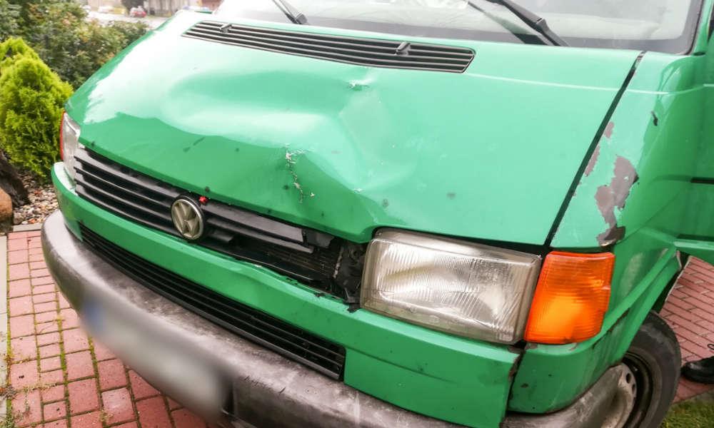 Kierowca potrącił nastolatkę na przejściu dla pieszych w Gorzowie Wielkopolskim Fot. Policja