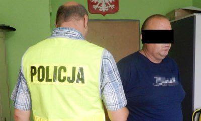 46-latek z gminy Kowal został oskarżony o spowodowanie wypadku śmiertelnego w stanie nietrzeźwości. Sąd aresztował go na dwa miesiące Fot. Polijca