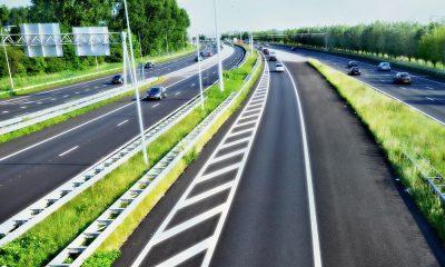 Autostrada w Holandii. Fot. CC0