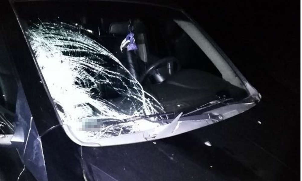 Pijany kierowca zatrzymany rano przez policjantów, wieczorem znów jechał i potrącił dwoje pieszych Fot. Policja