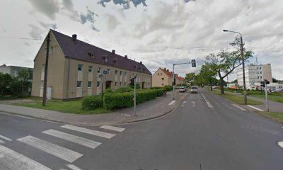 Miejsce wypadku w Poznaniu Źródło: Google Maps