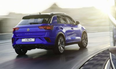 Volkswagen T-Roc Fot. mat. prasowe