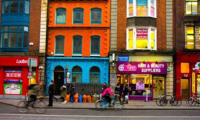 Ulica w Dublinie, Irlandia Fot. Flickr/Hernán Piñera/CC BY SA 2.0