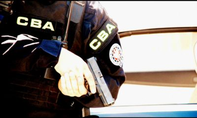 Funkcjonariusz CBA Fot. CBA