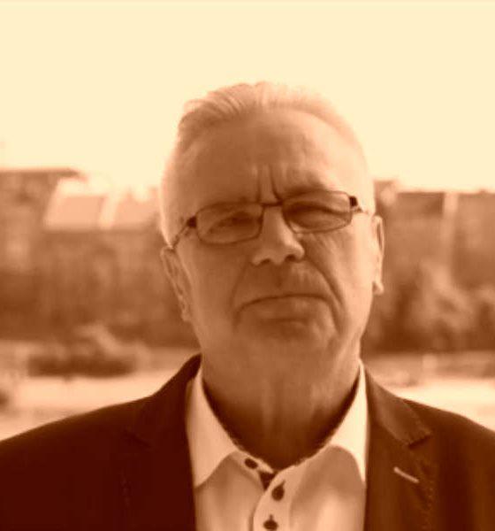 Janusz Dzięcioł Źródło: kadr spotu wyborczego z 2019 r./YouTube
