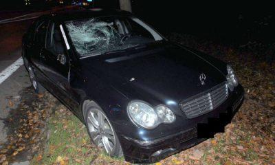 Kierowca, który w Kraśniku potrącił na przejściu pieszego, zgodził się na karę zaproponowaną przez prokuratora Fot. Policja