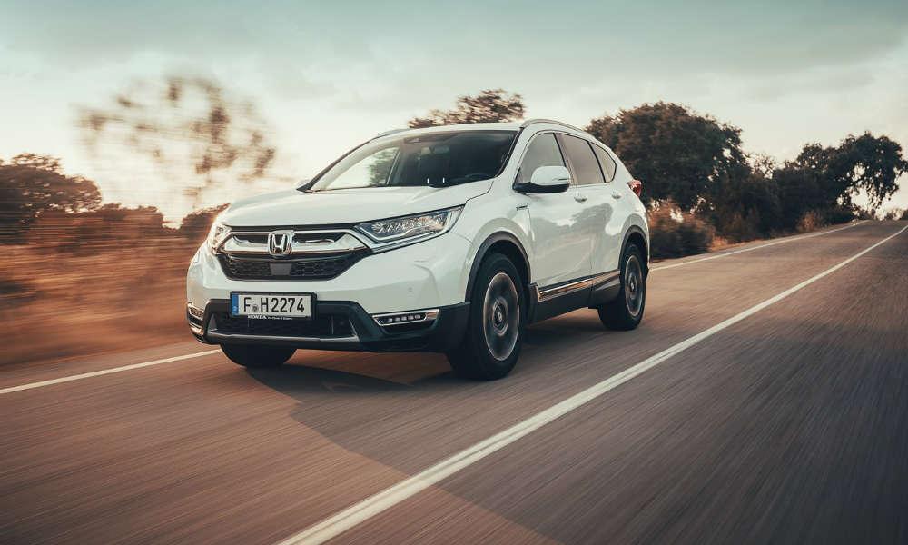 Honda CR-V Hybrid Fot. mat. prasowe