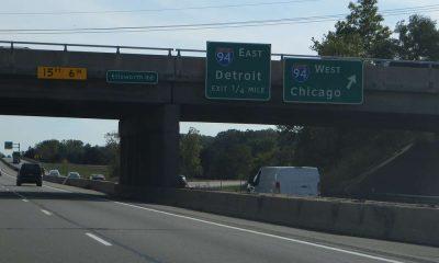 Autostrada w stanie Michigan. Fot. Flickr/Ken Lund/CC BY-SA 2.0