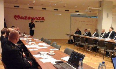 Posiedzenie Mazowieckie Rady BRD. Fot. Brd24.pl
