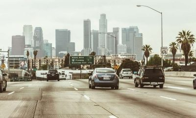 Autostrada w Kalifornii Fot. CC0