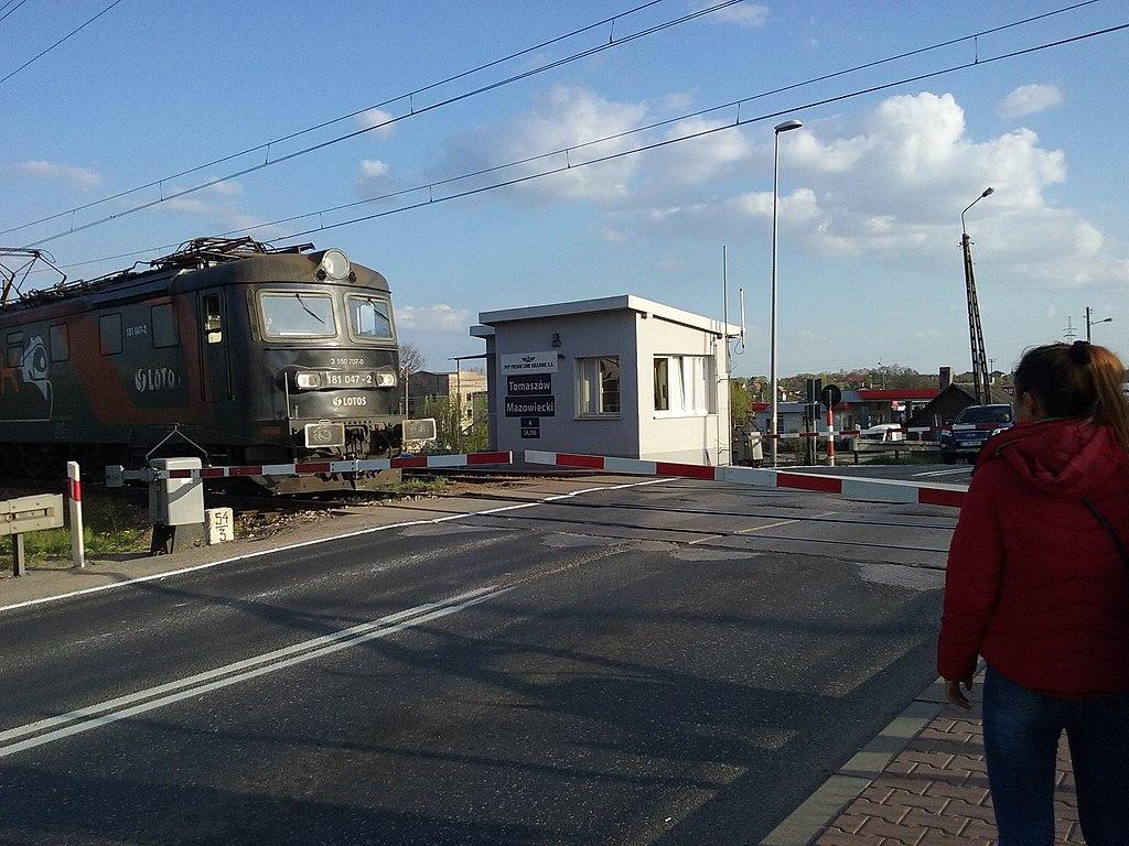 Przejazd kolejowy. Fot. CC0
