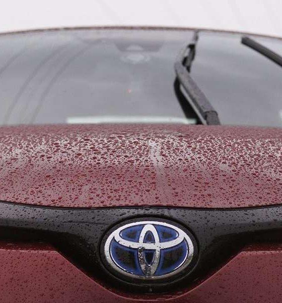 Toyota. Fot. CC0