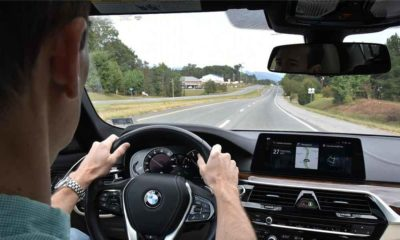HLDI badał wpływ systemów bezpieczeństwa w BMW na liczbę roszczeń ubezpieczeniowych Fot. HLDI