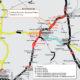 Mapa budowy drogi S5 Źródło: Ministerstwo Infrastruktury