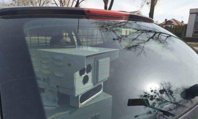 Firma Videoradar zmierzyła prędkość kierowców w Poznaniu podczas pandemii. Fot. Videoradar