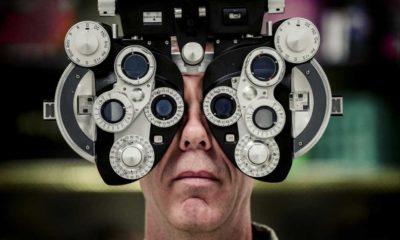 Badanie wzroku Fot. U.S. Air National Guard photo by Staff Sgt. Ryan Campbell