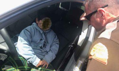 5-latek zatrzymany za kierownicą na autostradzie w USA Źródło: Utah Highway Patrol