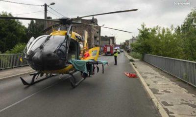 5-letnie dziecko zostało potracone w Sosnowcu. Fot. Policja