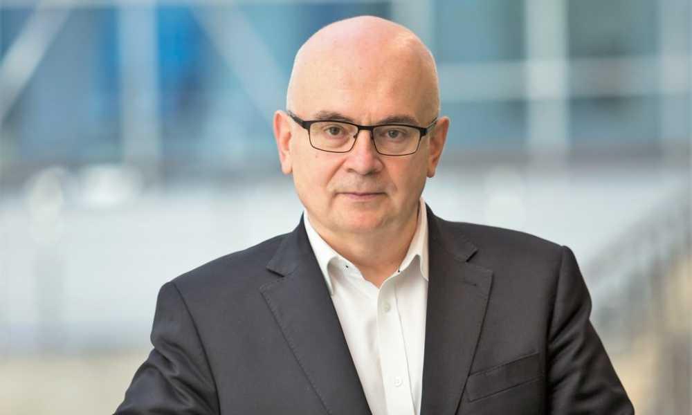 Maciej Wroński, prezes związku Transport i Logistyka Polska Fot. TLP