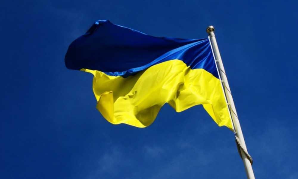 Flaga Ukrainy Fot. CC0