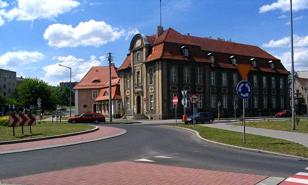 Sąd Rejonowy w Gostyniu Fot. Jakub Zasina/CC BY 2.5