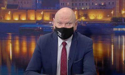 Prezydent Torunia Michał Zaleski Źródło: YouTube