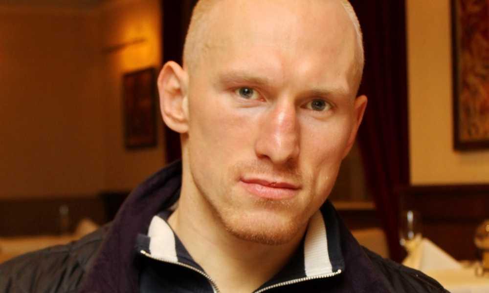 """Krzysztof """"Diablo"""" Włodarczyk, bokser Fot. J.Pijarowski/CC BY-SA 4.0"""
