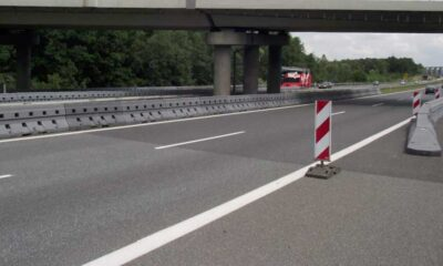 Bariery betonowe Fiedor BIS