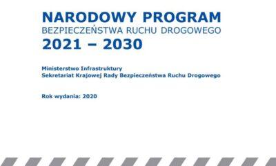 Narodowy Program BRD 2021-2030 został opracowany w Ministerstwie Infrastruktury