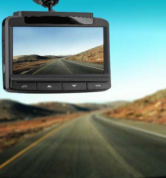 Wideorejestrator samochodowy Źródło: materiały reklamodawcy