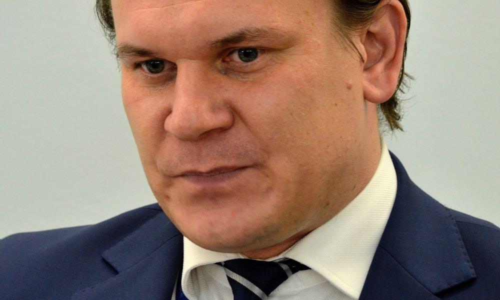 Dominik Tarczyński, polityk PiS. Fot. Adrian Grycuk/CC BY SA 3.0