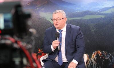 Minister infrastruktury Andrzej Adamczyk Źródło: mi.gov.pl