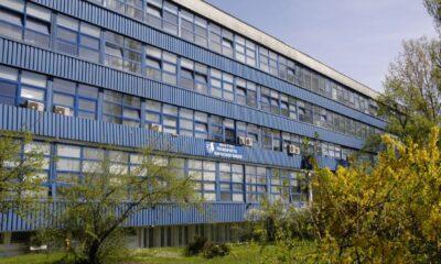 Instytut Transportu Samochodowego, siedziba Fot. ITS