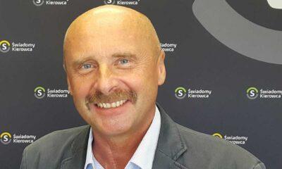 Wojciech Pasieczny, były policjant ruchu drogowego w stolicy, biegły sądowy zajmujący się rekonstrukcją wypadków drogowych Fot. Arch. prywatne.