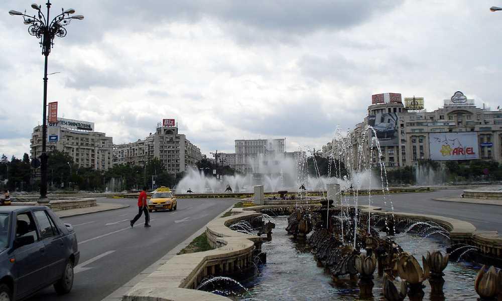 Bukareszt Fot. Alesia17/CC ASA 3.0