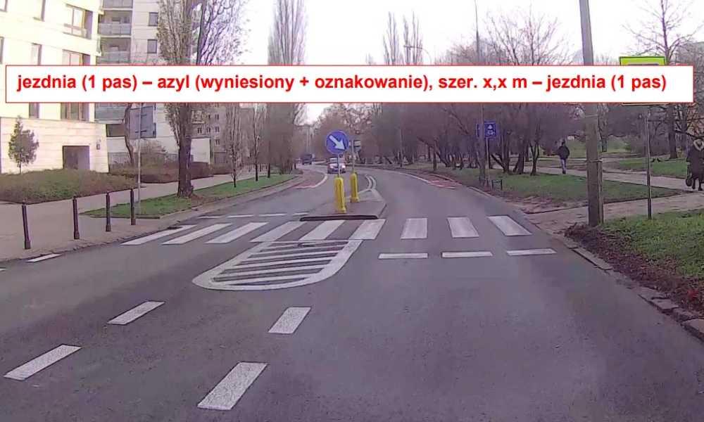 Najobszerniejszy audyt przejść dla pieszych wykonała Warszawa Źródło: ZDM Warszawa