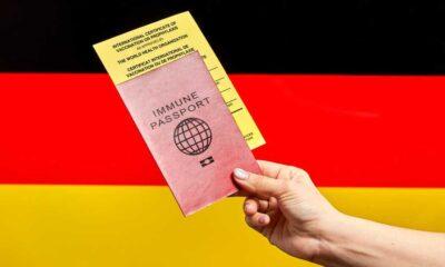 Niemiecka flaga i immunitet Fot. MarkoVerch/Flickr/CC BY 2.0
