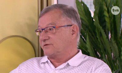 Janusz Popiel, prezes Stowarzyszenia pomocy poszkodowanym w wypadkach i kolizjach drogowych Alter Ego Źródło: Dzień Dobry TVN