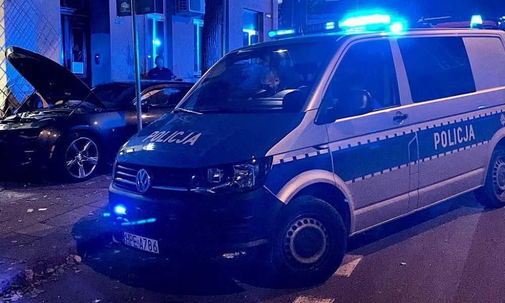 Kierowca w centrum Gorzowa zabił 4-latka czekającego z tatą przed przejściem dla pieszych Fot. Policja