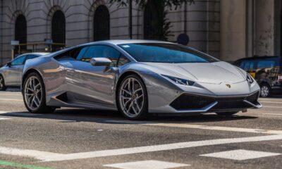Lamborghini Huracan Fot. Flickr/Ben/CC BY 2.0