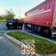 Śmiertelny wypadek na rondzie w Strzelinie Źrodło: Facebook/Strzelin998