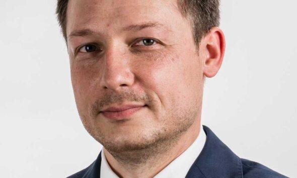 Wojciech Górowski, doktorem nauk prawnych, adiunktem w Katedrze Prawa Karnego UJ Fot. arch. prywatne